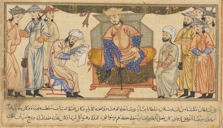 Les «Hommes illustres» entre mondes chrétiens et musulmans